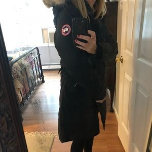 Canada Goose 3/4 length winter coat